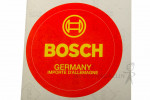 Accu sticker Bosch.